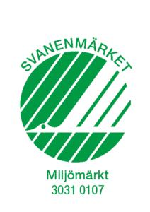 Svanenmärkt